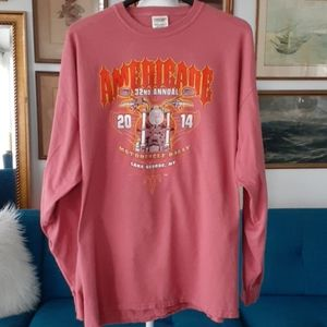 AMERICADE long sleeve T-shirt
